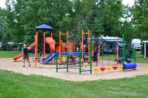Our Newly Renovated Playground